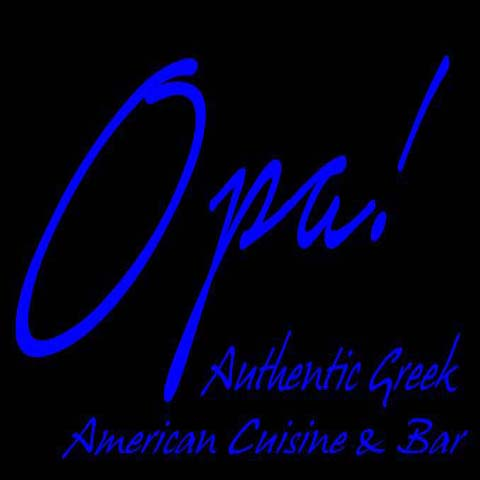 OPA! - Restaurants - Avon, IN - Logo
